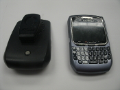 Blackberry 843163004207 Blackberry 8700c. - Blackberry Handheld Software 320 X 240 TFT, 16 MB, Bluetooth, Silver. GSM 850/900/1800/1900, Locked To AT&T Cingular Wireless . Belt Clip
