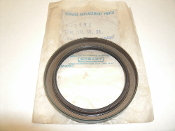 "Hobart 138591 Oil Seal SQ. DR. New. 188591. Service Replacement Parts. Troy 46. 58 24A30. Outer Dim: 3 3/16""."