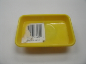 Plastic Magnetic Parts Tray. New. Yellow. 097257674320.