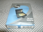 Palm Slim Leather Carring Case. Part No: 10121U. UPC: 782494440851