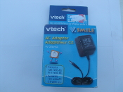 vtech AC Adapter. 9V 300mA. New. 120V. 050803808778. 60 Hz, 6W. Retail Package.