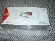 Iomega 10028 Zip 100MB 10 Disk Pack for a PC. 742709100284
