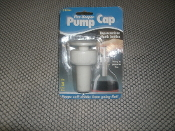Fizz-Keeper Pump Cap. 3 Liter Size. 05003. New. Keeps Soft Drinks From Going Flat. 4723670. 032368050038