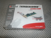 Inland 58017 Thundersound 4.1 Wave Sound Card. 012405580179