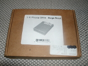 "Floppy Drive 3.5"". New in Box. Model: #FD20330B. UPC: 632863203306. Beige Bezel. 3.5"" 1.44MB Floppy Drive. FD20330B."