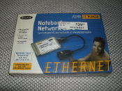 Belkin Notebook Network Card. Model: F5D5020. UPC: 722868383803.