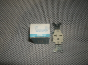 Leviton 5821-I Single Receptacle, 20A, 250V, 6-20R, Ivory, Side Wired. 2 Pole. 3 Wire Grounding. New. 5821I. 078477249802.