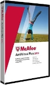 McAfee AntiVirus Plus 2010. 1 User License. UPC: 731944588018