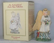 Christkindl. SC08, 757917088880. Germany. The International Santa Claus Collection. New.