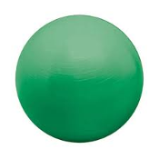 "Valeo VA3583GN Burst Resistant 65cm Body Ball. New. Green. Dual Action Air Pump. Exercise DCVD. Inflates to 26"". The Box is in Poor Shape. 736097009342."