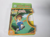 LeapFrog ClickStart Go Diego Go! Software. English. New. Model: 22673. 708431226739.