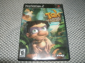 PlayStation 2. Tak and the Power of JuJu. Used. 1 Player. No Memory Card. DVD. THQ. E for Everyone. 752919460405. SLUS 20519.