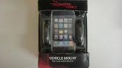 Rocketfish Mobile RF-VMU5 Vehicle Mount Windshield Mobile Car Mount Cell Phone and GPS. RFVMU5, 11D09A, 600603131295.