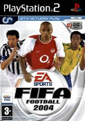 PlayStation 2 FIFA Soccer 2004. SLUS 20750. New. UPC: 014633146660.