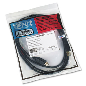Tripp-Lite USB Extension Cable to USB 2.0 Cable. Model: 10 Foot. Model: U024-010. UPC: 037332116543