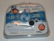 Tiger Electronics Net Jet 52820 PC Online Game System. New. Ages 8+. Game Controller Replaces Keyboard. No Ads or Monthly Fees. Class 1 LED Products. 653569193791. PC OK, not for MAC. Online Gaming System.