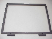 "Dell Latitude CPT CPX 14.1"" Front LCD Bezel 4440E 344OE. Refurbished. Pulled from a working laptop. Tahoe Blue Assy P/N 8092T. Storm Grey Assy P/N 1881T."