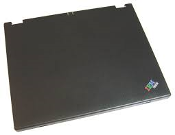 IBM Lenovo 26P9425 ThinkPad Back LCD Bezel Cover. Used. A few scratches. A30 A31