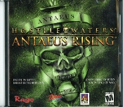 Hostile Waters Antaeus Rising Software. New. M for mature. 040421008223. ISBN: 1-57629-637-7.
