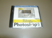 Professor Teaches Photoshop 6. New. CD-ROM.