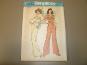 Simplicity 7310 Sewing Pattern. New. Size 14.