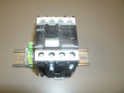MCG MC1D25004 Contactor 4 Pole 25A AC3 4NO POLES 120VAC Coil. New.