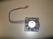 "Delta AFB0612MB Case Fan. Used. Pulled from ""my Computer. 2 3/8"" X 2 3/8"". 3 Wire. DC12V, 0.12A, -F00."