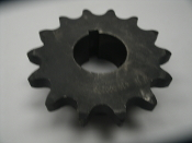 "Martin 80BS14 1 3/4"" Sprocket. New. 620.000279. 5FM. 5"" Wide. 4.981"" Wide. Finished with Keyway, Chain Number 80, 14 Teeth, Finished Bore Sprocket."