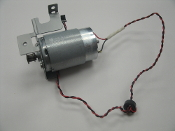 Epson RS445PD16175BR Motor With Pulley with Wires and Bracket. Used. Mabuchi DC 12V -24V. Working Pull. HD351Y16. 00.EM-549.B12.
