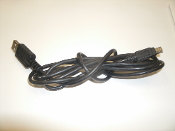 HP Genuine 8121-0637 Photosmart 5-Pin USB PC Data Cable Camera. New.