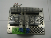 Cosel P300-5 Power Supply. ACIN 85-132V/170-264V. Used. 5VV60A, PBA300F-24, Pin: 420Wmax. 2336919.