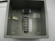 Gai-Tronics 702A Enclosure. New. No: 652A. Used to mount type 651 Amplifier. With 26-183 connector.