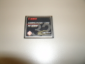 Canon 32MB FC-32MH CompactFlash Memory Card. New.