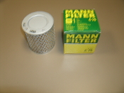 Mann C75 Air Filter. New. C 75 Air Filter.