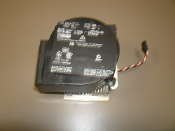 Dell DHP Fan and Heatsink. A: 2.0/1.0A. V: 115/230. Working Pull. Hz: 50/60. BRN5051. Same as: 5P573, 0G180.