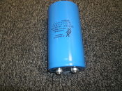 Al Electrolytic Capacitor 100,000 uf -10+30% 63V. New. Al-Elko Type: GM. IEC 59-384-4. 40/085/56.