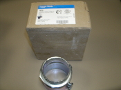 Eaton 456 Crouse-Hinds. Set Screw Type Box Connector. New.
