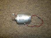 HP OfficeJet Pro CM751-60019 Carriage Motor. Working Pull. HP 1061092, 3R5143E2, HP CM75160019 Carriage Motor. Works With Several Printer Models. Pulled from our office printer.