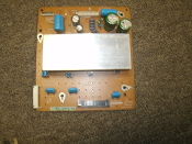 SAMSUNG PN42C450B1D. LJ41-08591A. LJ92-01736A. 42U2P_XM (1LAYER) Board. Used. Working Pull