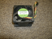 Sunon PMD1206PMB3-A (2).B938.F.GN. Case Fan. DC12V, 5.2W. K5C04l. .43A. Zp. Dell P/N: 0U8679, OU8679. CLX. Used. Free Shipping. Working Pull.