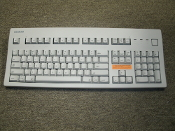 Kensington 64330 Keyboard-in-A-Box. 105-Key Mac Extended Keyboard with 2-ADB Ports. New. 085896643302. MAC Only.