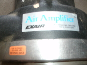 Exair 120028 Super Air Amplifier. Used. Working Pull. 203mm. EX120028.