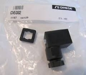 Omega CX5300 Transducer DIN Style Connector. New. 4 Contacts. POG9 Gland Connection. 0504. 38433. C1-27.