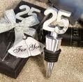 Fashioncraft 25 Year Anniversary Bottle Stopper. New. Retail Package.