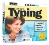Instant Typing 2 CD-ROM Set. MPN: CS-339. UPC: 781735803394. ISBN: 1-59150-275-6. Includes Typing Tutor 9 and Word XP.