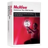 McAfee SiteAdvisor Plus Web Security. UPC: 731944578682