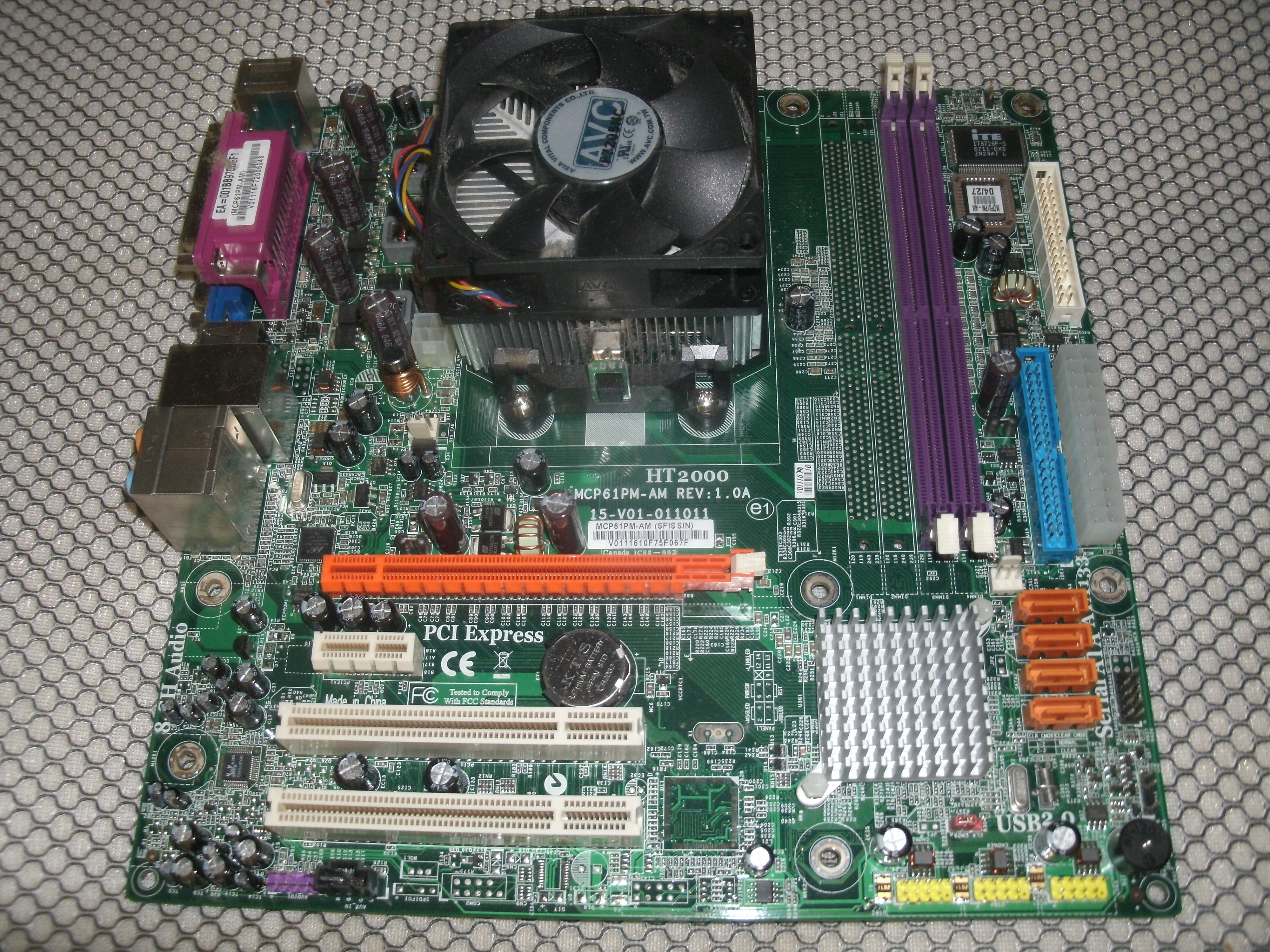Pci Express Ht2000 Motherboard Drivers For Windows 7 Wiring Diagram After