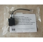 HP Q3093-80004 2-Wire Phone Cord Adapter. New. Q309380004. Q309380004.